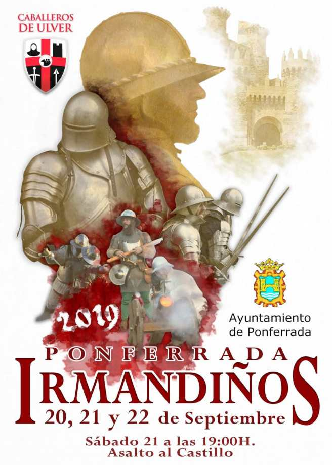 Cartel Irmandiños 2019