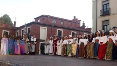 tributo de las 100 doncellas
