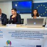 Cumbre europea de alcaldes: Europa con los ciudadanos'