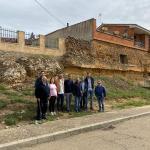 restauración muralla de almanza