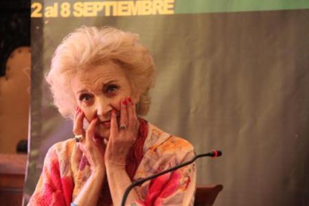 Marisa Paredes festival de cine de astorga