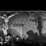PRIMER PREMIO 2019-ZAMORA EN BLANCO Y NEGRO-Cristo del Amparo
