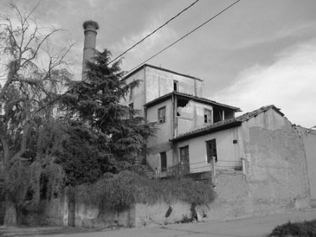 Alcoholera de Santibáñez de Vidriales