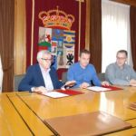 El mercado medieval de Puebla recibe el apoyo económico del Patronato de Turismo de la Diputación