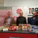 D.O del vino de Toro hace entrega a Cáritas y Cruz Roja de las ayudas procedentes de la Diputación
