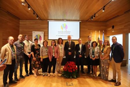 Nueva Junta Directiva de la AMCS tras la Asamblea de Logroño