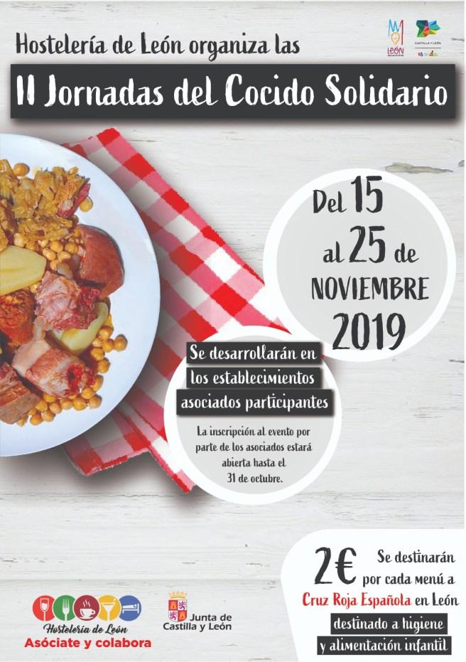 II JORNADAS DEL COCIDO SOLIDARIO