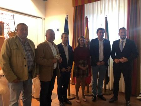 Jaén asume la presidencia de la Red de Juderías de España