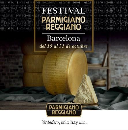 Festival Parmigiano Reggiano Barcelona