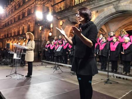 Día Internacional contra la Violencia de Género Salamanca