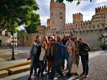 Travel blogueros