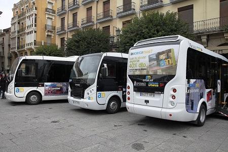 autobuses urbanos zamora
