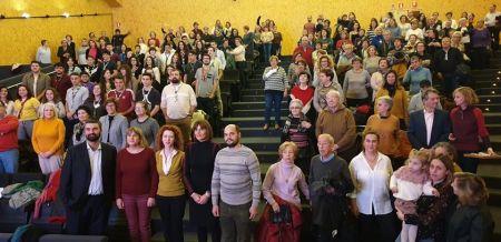 Salamanca con motivo del Día Internacional del Voluntariado
