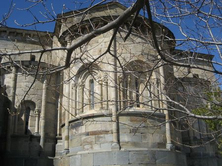 monasterio de San Martín de Castañeda