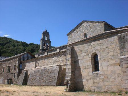 Monasterio San Martín de Castañeda