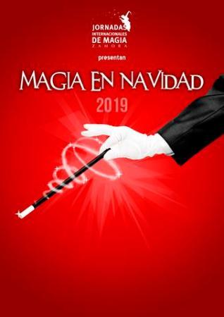 jornadas de Magia en Navidad de Zamora