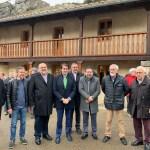 inaugurado el Ecomuseo de la lana merina trashumante