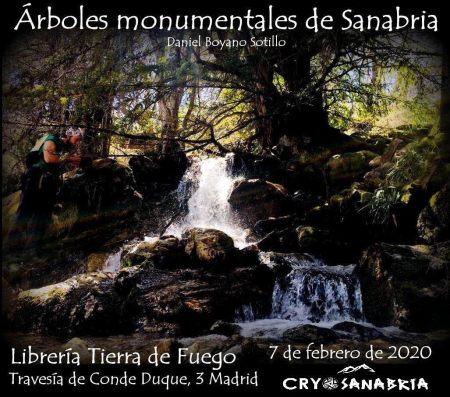 ARBOLES MONUMENTALES DE SANABRIA