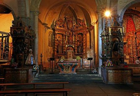 ontes de Valdueza. Monasterio de San Pedro de Montes (Copy)