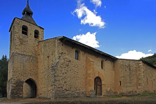 Salas de los Barrios. Iglesia de San Martin (Copy)
