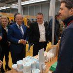 El presidente de la Diputación de Zamora inaugura la feria apícola MELIZA y anuncia la nueva marca de calidad Zamora Gourmet
