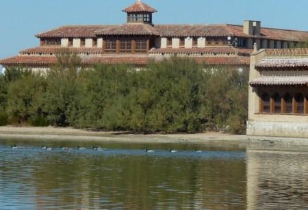 Casa del Parque de Villafafila