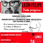 Cartel Documental León Felipe