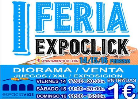 I Feria Expclick León
