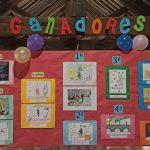 Certámen Dibujo infantil en Puebla de Sanabria.