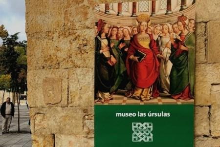 museo de las úrsulas salamanca