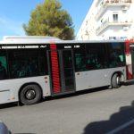 autobús mérida