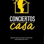 conciertos en casa