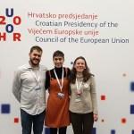 Conferencia Europea de Juventud en Zagreb