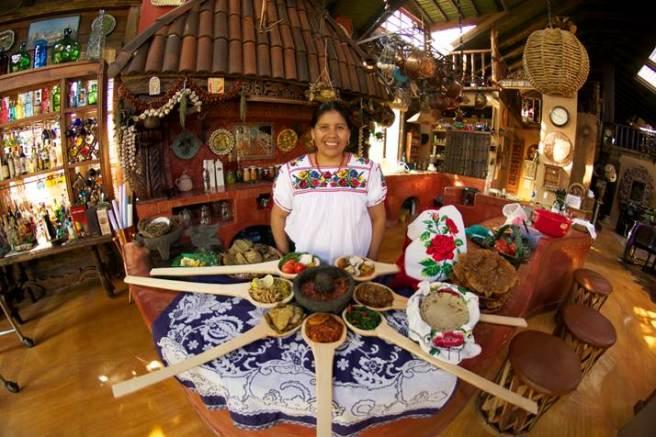Michoacan sabe a magia y tradicion