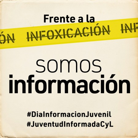 17 abril día de la información juvenil