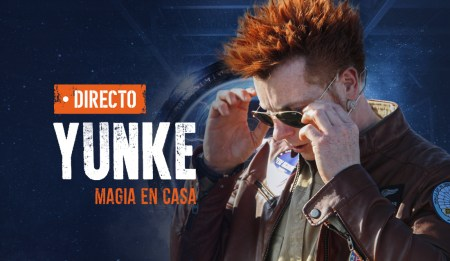 yunke MAGIA EN CASA