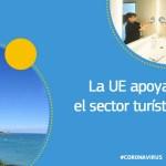 la UE apoya la recuperación del sector turístico