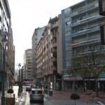 calle camino de santiago ponferrada