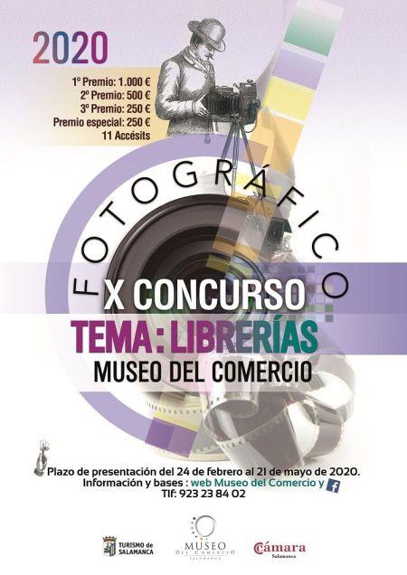 X Concurso Anual de fotografía del Museo del Comercio
