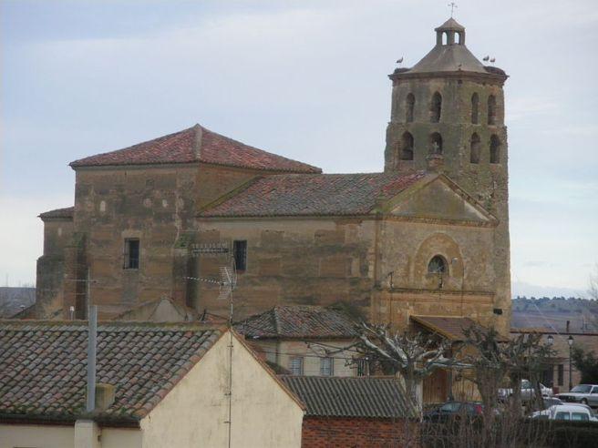 Iglesia San Millan de los Caballeros