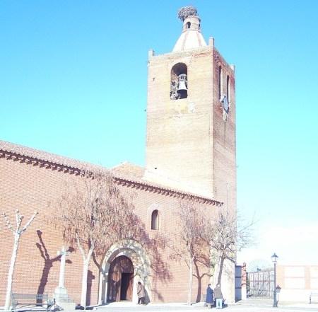 Iglesia parroquial de San Pedro Apóstol de Paradina