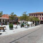 plaza mayor valencia de don juan