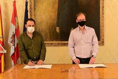 El Ayuntamiento de Salamanca y la Asociación Salmantina de Agencias de Viajes firman un convenio de colaboración