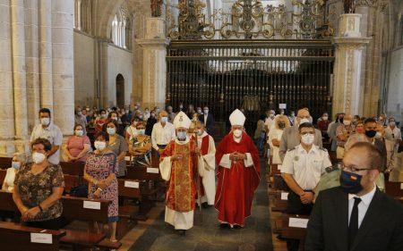 funeral covid 19 ciudad rodrigo
