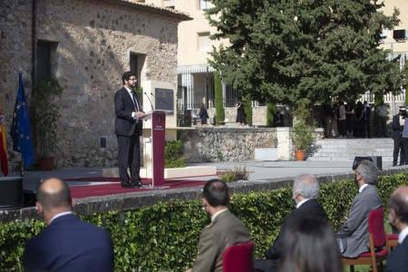 Castilla y León rinde homenaje a las víctimas de la Covid 19