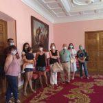 parte noble del Palacio Episcopal de Ciudad Rodrigo