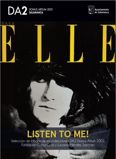 Listen to me! en el DA2