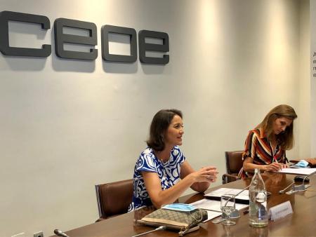 Maroto Consejo turismo CEOE