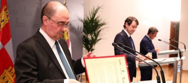 Aragón, Castilla y León y Castilla-La Mancha