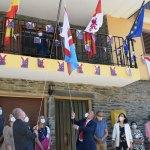 20 aniversario izado bandera de El Bierzo